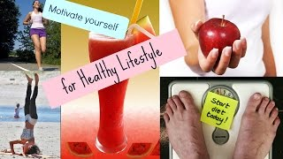 How to start healthy lifestyle / Motivation, knowledge and more on healthcare/Channel trailer
