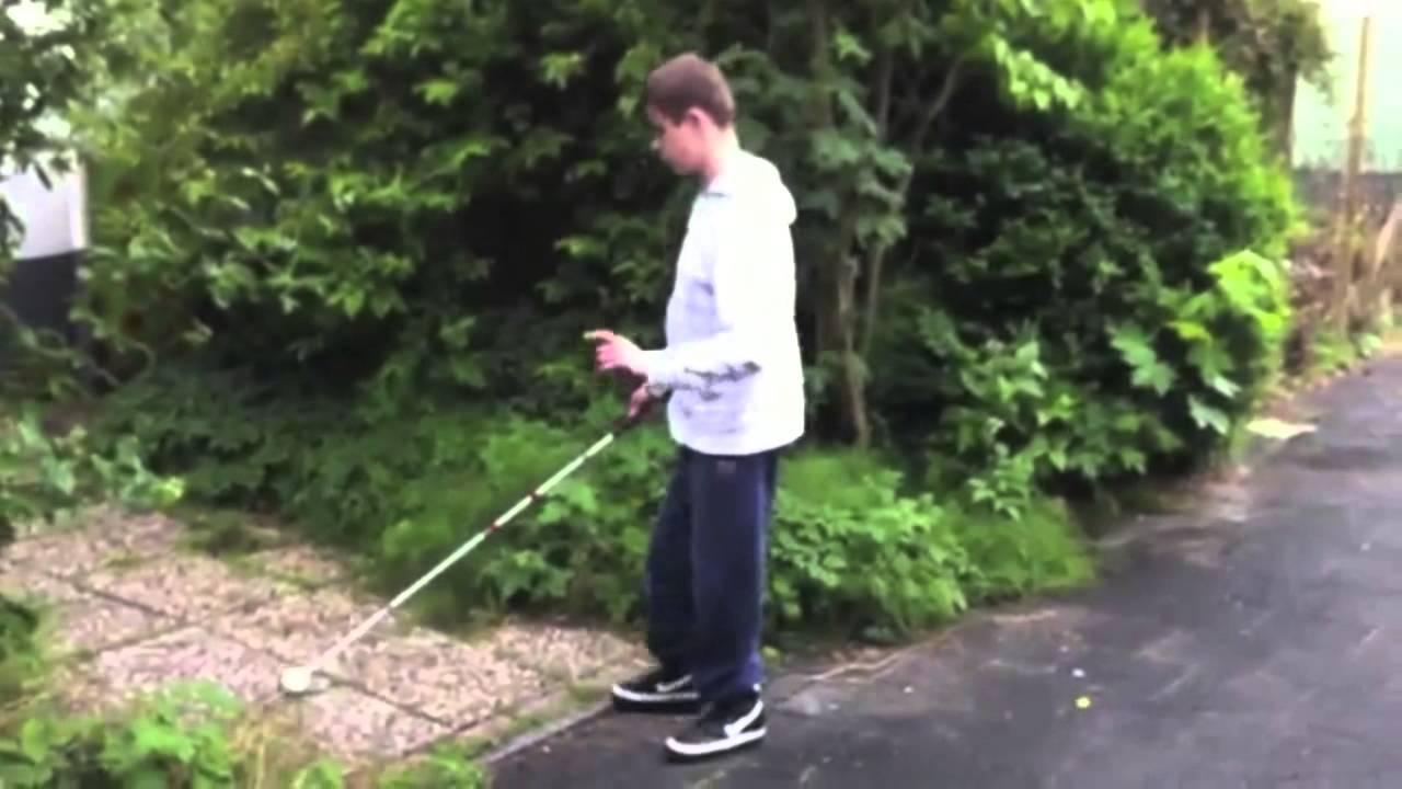 blinden hulpmiddelen  YouTube