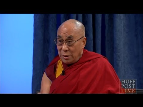 The Dalai Lama's Guide To Achieving Happiness