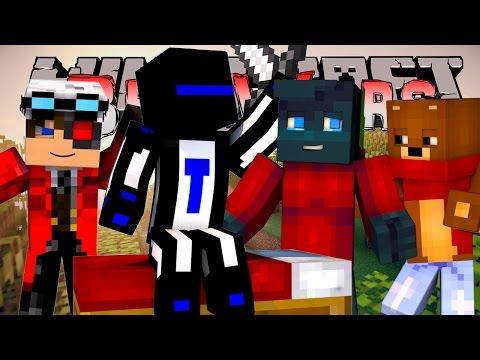Minecraft Bed wars : Играем большой компанией! #84