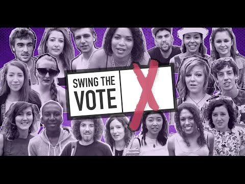 vInspired: Swing The Vote - What You Said