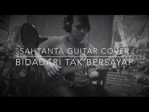 Anji - bidadari tak bersayap fingerstyle guitar cover by sahtanta