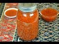 How to Make Thai Sweet Chili Sauce น้ำจิ…