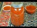 How to Make Thai Sweet Chili Sauce น้ำจิ…