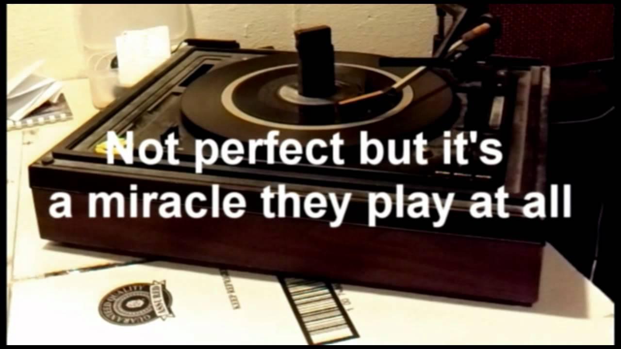 how to fix warped vinyl