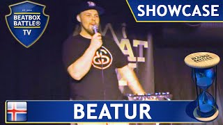 Beatur - Looping Love Song - Showcase - Beatbox Battle TV