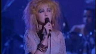 Cindy Lauper, time after time