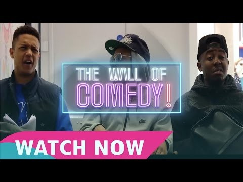 Top Five (mandem Trailer) – Chris Rock, Kevin Hart, Mandem On The Wall | Grime, Ukg, Rap