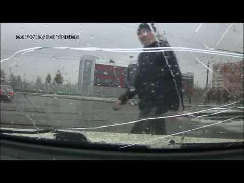 первый снег в челябинске дтп