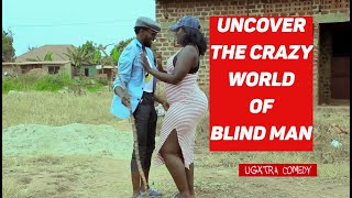 CRAZIEST BLIND MAN  COAX,JUNIOR USHER,SHEIK MANALA &MARTIN Latest African Comedy 2019 HD