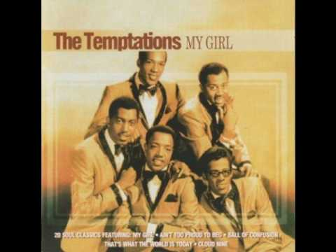 Temptations - Dont Look Back