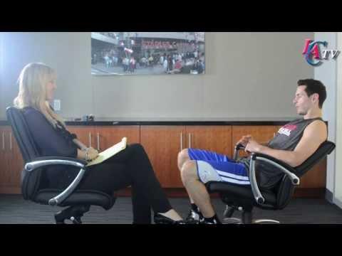 JJ Redick Conversation: Coach K