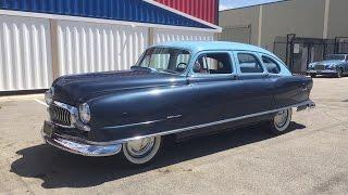 1951 Nash Super Statesman - Backseat Version