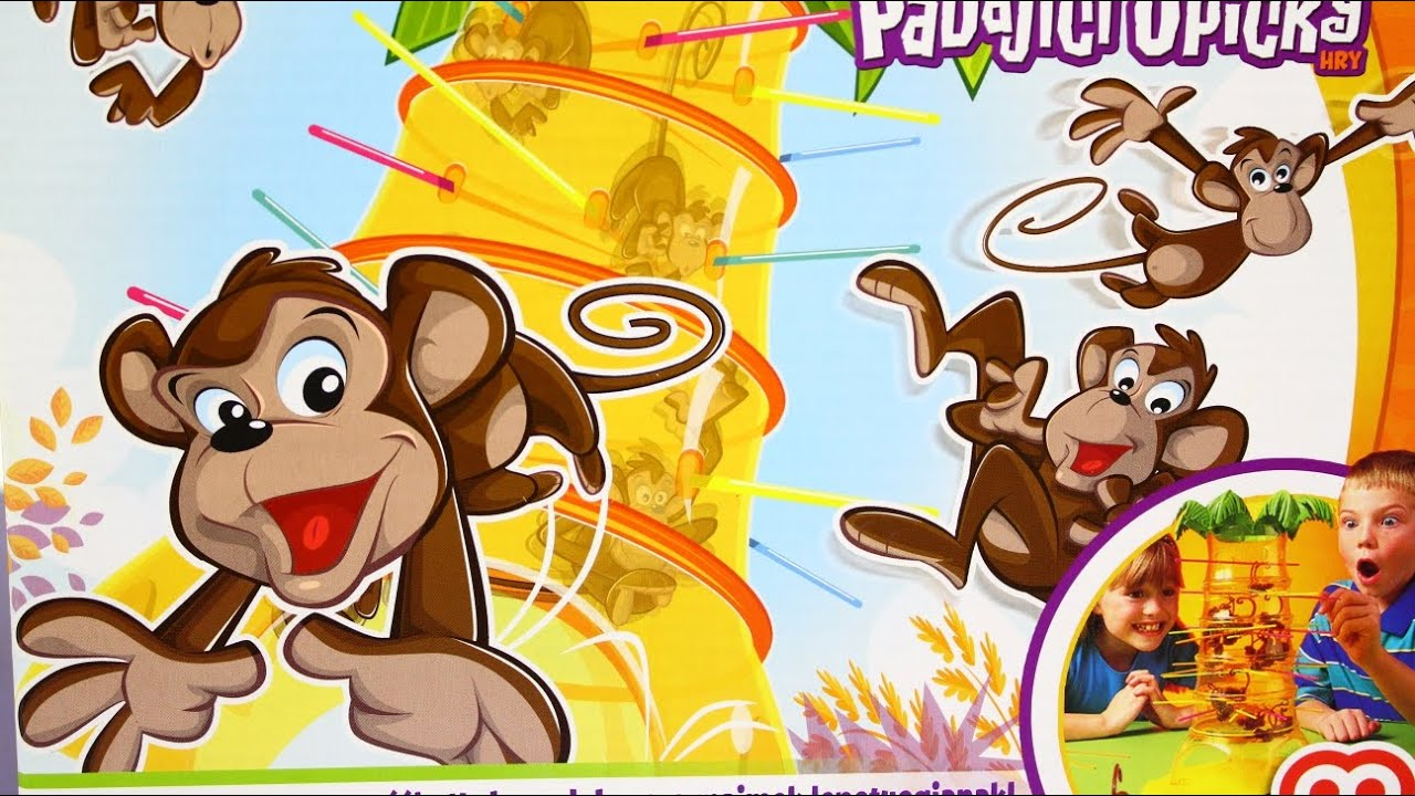 Tumblin Monkeys Game Tumblin Monkeys