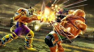 Tekken 6 - Arcade Mode Battle - Epic Wins