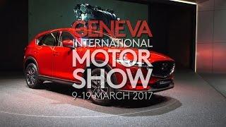 Autosalon Genf 2017 - Mazda - CX5