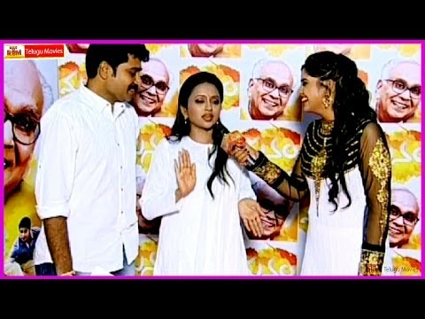 Rajiv Kanakala & Suma - At  World Premier Show...