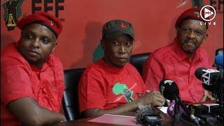 Julius Malema on Agrizzi, Ramaphosa and the VBS scandal