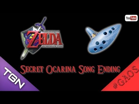 Misc Computer Games - The Legend Of Zelda - Ocarina Of Time Song Of Time
