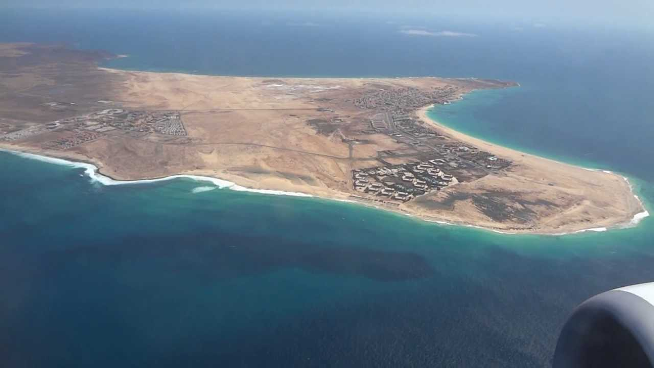 Cabo Verde Sal Island
