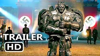 """TRANSFORMERS 5 """"Old Secrets"""" Trailer (2017) Action New Blockbuster Movie HD"""