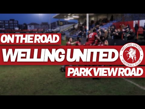On The Road - WELLING UNITED @ PARK VIEW ROAD