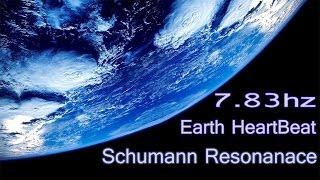 ~ Schumann Resonance - Connect To Earth Rhythm ~  7.83hz Theta Binaural Beats | Healing Nature Music