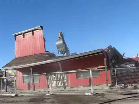 Crested Butte Academy Demolition