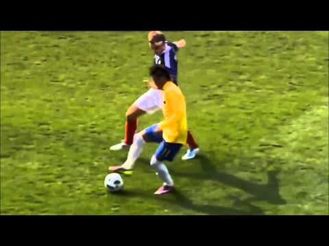 Football's Wonderkid - Neymar 2013