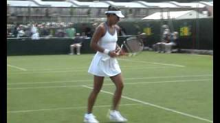 Lilia Osterloh in Wim qualies