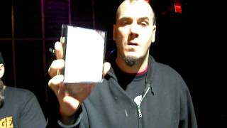 """THE 1984 demo """"the nightmare before"""" promoted by Philip H Anselmo !! www.myspace.com/wearethe1984"""