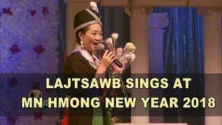 3 HMONG NEWS: Interview with Laj Tsawb at MN Hmong New Year 2018.