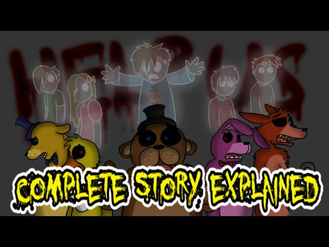 Backstory explained five nights before freddy s fangame five nights at