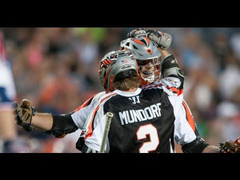 MLL Week 5 Highlights: Boston Cannons at Denver Outlaws