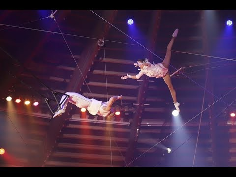 Flying Trapeze ''Heroes'' - Circus ''Krone'' Munchen 29.02.2020