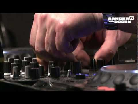 Sander van Doorn live at Energy 2011 (DJ Set Movie) Music Videos