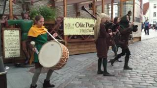 Estonian Medieval Folk Music