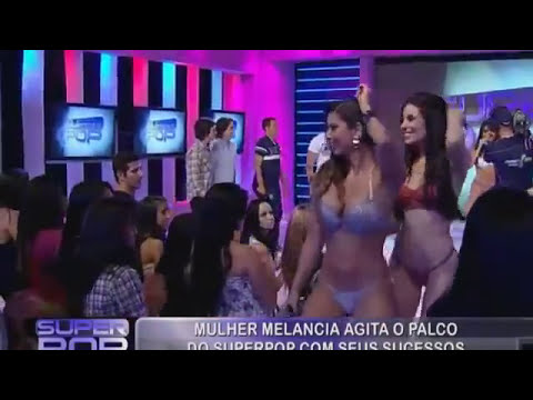 Секси бразилски танц в тв шоу bikini
