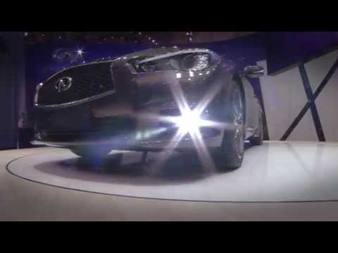 Infiniti highlights from the 2013 Geneva Motor Show