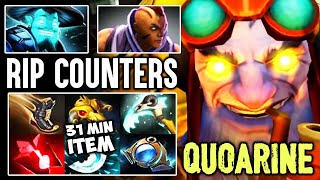 Tinker Who Doesn't Give A Damn About Counters - Quoarine Tinker 31 Min Full Slot Dota 2