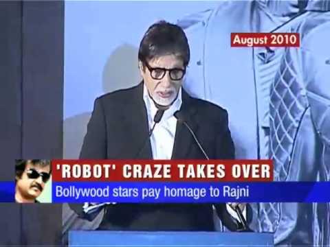 Rajnikanth craze takes over