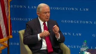 Sessions on NFL players kneeling during anthem: 'That is a big mistake to protest in that fashion'