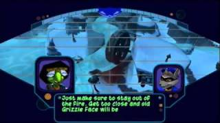 Sly 2: Mission 58 - Thermal Ride (Sly Collection)