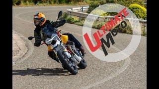 2020 Moto Guzzi V85 TT Adventure and V85 TT First Ride Review | Ultimate Motorcycling