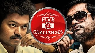 5 Challenges for a Vijay – Selvaraghavan project!