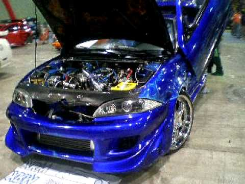 CAVALIER TUNING SITCA 2010 YouTube