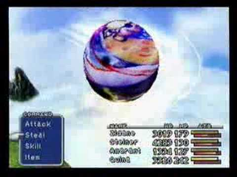 Final Fantasy IX: Ozma in a Perfect Game