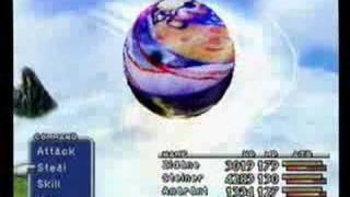 Final Fantasy IX: Ozma in a Perfect Game