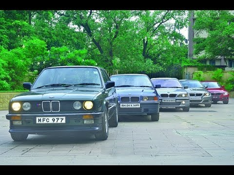 History of the BMW 3-series- a special video by Autocar India