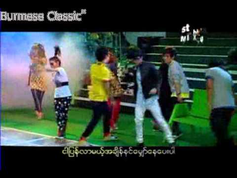 Myanmar New Song By Bunny Phyo And Hlwan Paing video